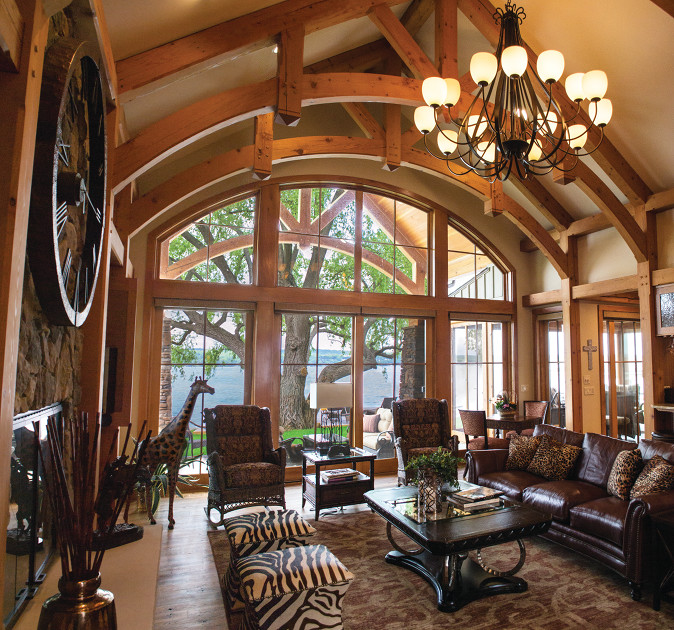 Timber Frame Homes | Walston Timber Frame